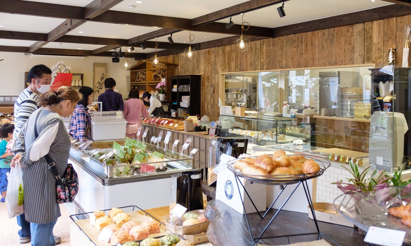 菓廊つばめ舎のイメージ